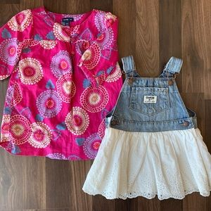 Lot of two dresses